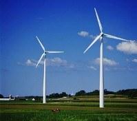 Energie rinnovabili - impianto eolico