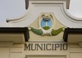 Municipio scritta