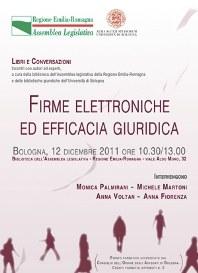 Firme Elettroniche - Logo incontro