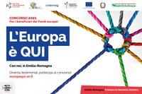 """Workshop di preparazione alConcorso 2021 """"L'Europa è QUI"""""""